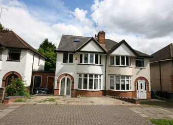 Thumbnail 4 bedroom semi-detached house to rent in Watwood Road, Birmingham