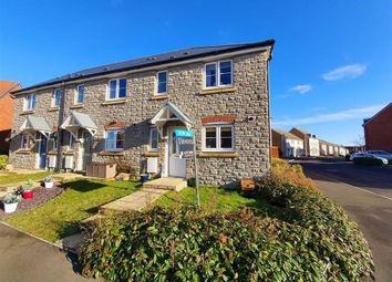 Thumbnail 3 bed end terrace house for sale in Parc Penderi, Penllergaer, Swansea