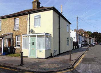 Thumbnail 2 bedroom end terrace house for sale in Cuthbert Road, Croydon