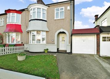 Thumbnail 3 bed semi-detached house for sale in Alliance Road, Plumstead, London