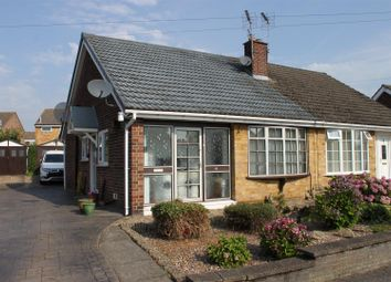 Thumbnail 2 bed semi-detached bungalow for sale in Fenton Road, Mickleover, Derby