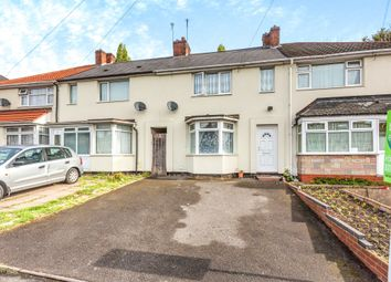 Thumbnail 3 bed terraced house for sale in Repton Road, Bordesley Green, Birmingham