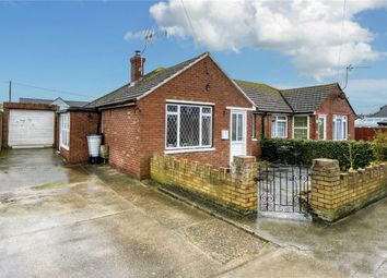 Thumbnail 2 bedroom semi-detached bungalow for sale in Consul Close, Herne Bay, Kent