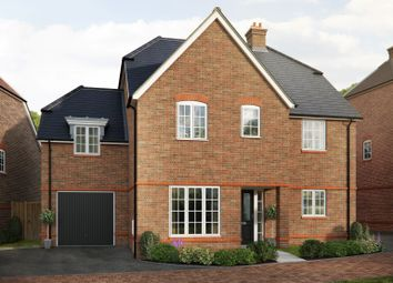 Thumbnail 5 bed detached house for sale in Winchester Road, Basingstoke