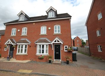 Thumbnail 4 bed town house for sale in Placid Close, Coventry