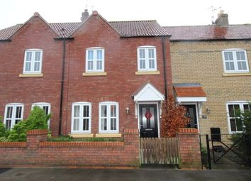 Thumbnail 3 bed terraced house to rent in Shinewater Park, Kingswood, Hull