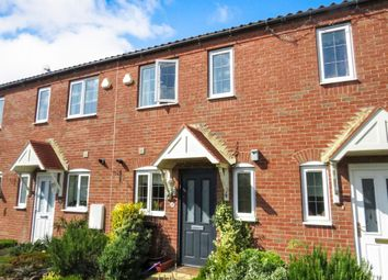 Thumbnail 2 bed terraced house for sale in Hawthorne Close, Glentworth, Gainsborough