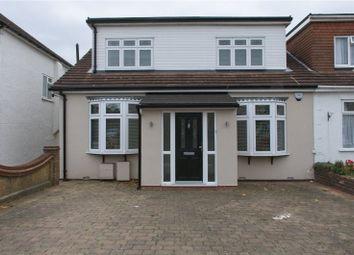 Thumbnail 4 bedroom semi-detached house for sale in Felstead Road, Collier Row