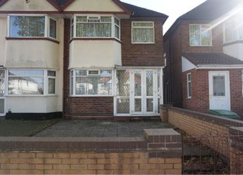 Thumbnail 2 bed semi-detached house to rent in Stourbridge Road, Dudley