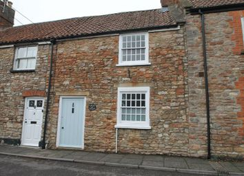 Thumbnail 2 bed terraced house for sale in Silver Street, Wells