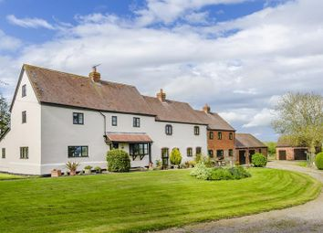 Thumbnail 5 bed detached house for sale in Wacton Grange, Bredenbury, Bromyard, Herefordshire