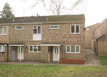 Thumbnail 3 bed end terrace house to rent in Wishaw Close, Redditch