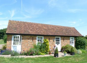 Thumbnail 1 bed detached house to rent in Studham Hall Cottages, Studham, Bedfordshire