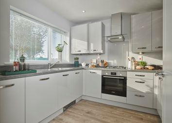 Thumbnail 3 bed semi-detached house for sale in Daedalus Drive, Lee On The Solent