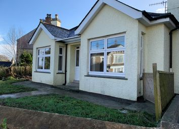 Thumbnail 2 bed bungalow to rent in The Crescent, Truro