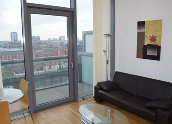 Thumbnail 1 bedroom studio to rent in Clippers Quay, Salford