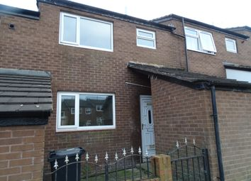 Thumbnail 3 bedroom terraced house to rent in Snowden Lawn, Bramley