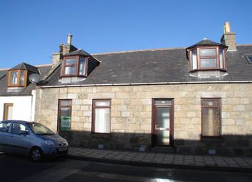 Thumbnail 2 bed terraced house for sale in Main Street, Aberchirder, Aberdeenshire