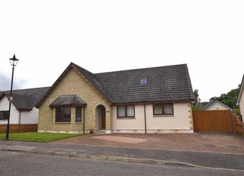 Thumbnail 5 bed detached bungalow for sale in Hillpark Brae, Munlochy, Ross-Shire