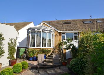 Thumbnail 3 bed semi-detached bungalow for sale in Langney Green, Eastbourne