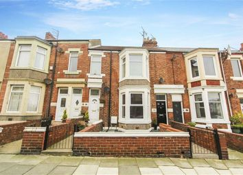 Thumbnail 3 bed flat for sale in Eskdale Terrace, Whitley Bay, Tyne And Wear