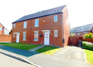 Thumbnail 3 bed semi-detached house for sale in Yoxall Drive, Kirkby, Liverpool