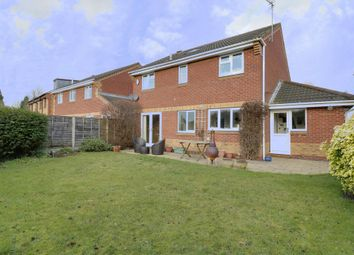 Thumbnail 5 bed detached house for sale in Hardy Close, Barton Under Needwood, Burton-On-Trent