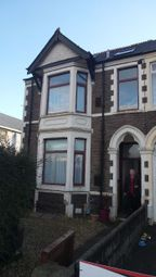 Thumbnail 2 bed flat to rent in The Philog, Cardiff