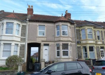 Thumbnail 2 bed maisonette for sale in Somerset Road, Knowle, Bristol