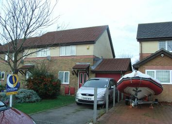Thumbnail 2 bed terraced house to rent in Picton Road, Rhoose, Barry