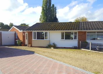 Thumbnail 3 bed semi-detached bungalow for sale in Oakdene, Stourport-On-Severn