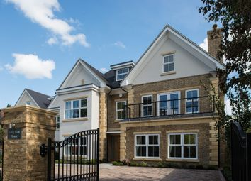 Thumbnail 5 bed detached house for sale in Oakleigh Mews, Oakleigh Road North, London