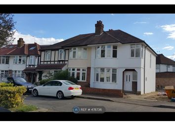 Thumbnail 3 bed semi-detached house to rent in Woodford Green, Essex