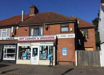 Thumbnail Retail premises for sale in 4 St. John`S Close, Norwich