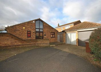 Thumbnail 3 bed detached bungalow for sale in Strawberry Hill, Northampton