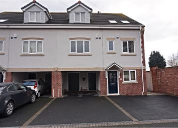 Thumbnail 3 bed terraced house to rent in Lantern Road, Dudley