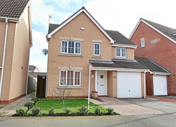 Thumbnail 4 bedroom detached house for sale in Rivelin Park, Kingswood, Hull