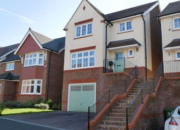 Thumbnail 4 bed detached house for sale in Ffordd Dol Y Coed, Llanharan