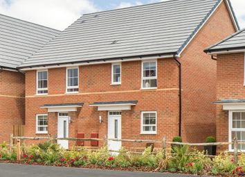 "Thumbnail 3 bed end terrace house for sale in ""Barwick"" at Barmston Road, Washington"