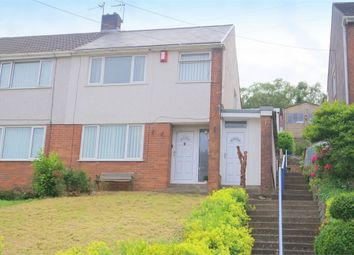 Thumbnail 3 bed semi-detached house to rent in Neath Road, Maesteg, Mid Glamorgan