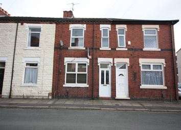 Thumbnail 3 bedroom town house for sale in Taylor Street, Goldenhill, Stoke-On-Trent