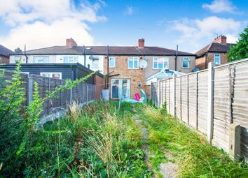 Thumbnail 2 bed terraced house for sale in Dimsdale Drive, Enfield, London