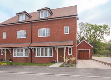 Thumbnail 4 bed semi-detached house for sale in Bishopsfield, Hayes Wood Road, Five Oaks, Billingshurst