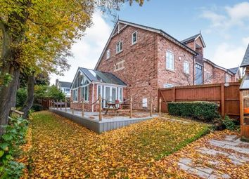 Thumbnail 5 bed semi-detached house for sale in Church End Mews, Hale Village, Liverpool, Cheshire