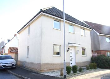 Thumbnail 3 bedroom detached house for sale in Linnet Road, Costessey, Norwich