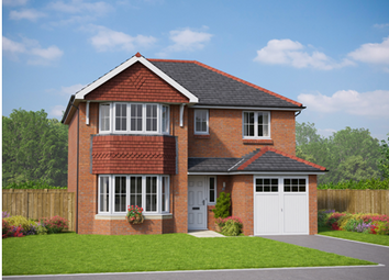 Thumbnail 4 bedroom detached house for sale in The Dolwen, Plot187. Dyserth Road, Rhyl