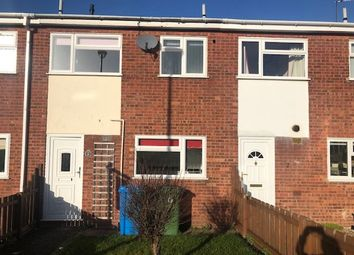 Thumbnail 2 bed terraced house to rent in Cosford Court, Perton, Wolverhampton