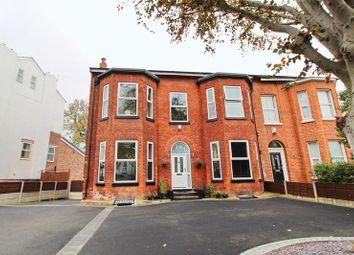 Thumbnail 6 bed semi-detached house for sale in Clarendon Crescent, Ellesmere Park, Manchester