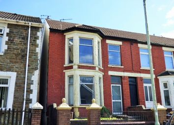 Thumbnail 4 bed end terrace house for sale in Victoria Street, Pontycymmer