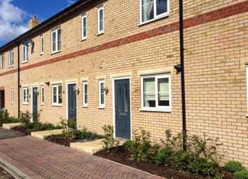 Thumbnail 2 bed terraced house to rent in North Lodge Park, Milton, Cambridge